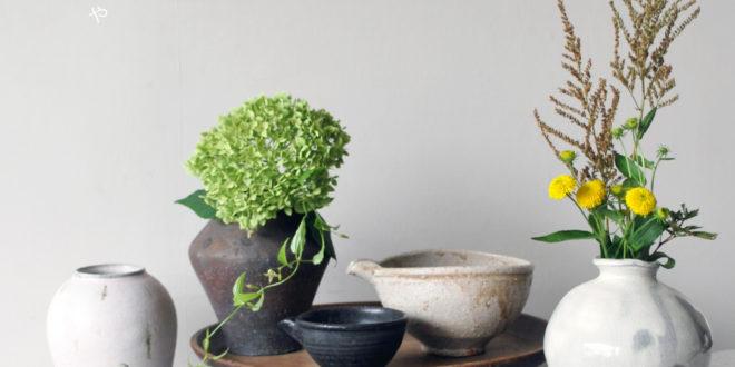 企画展 「花を愛で お茶を嗜み 酒を愉しむ」